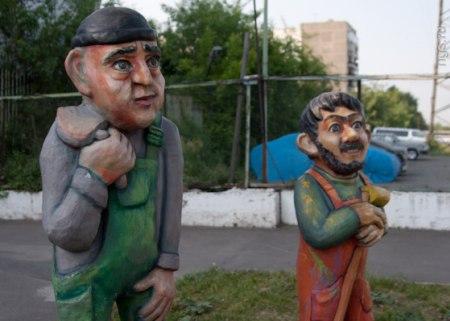 Оккупанты доставили из России в Симферополь памятник Екатерине II - Цензор.НЕТ 3737